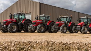'S' marks the spot for Massey Ferguson fanatics