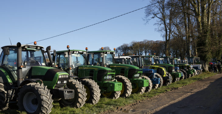 Fundraising Waterford walk hot on heels of big tractor run
