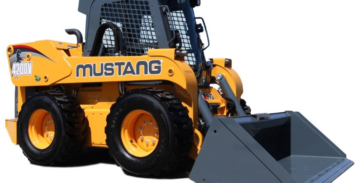 World's largest skid-steer…from the Manitou family