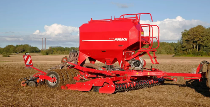Horsch: First choice for Irish tillage farmers – in all conditions