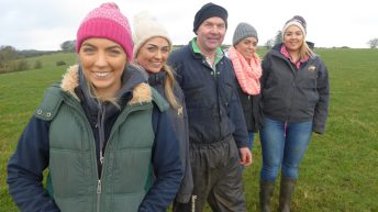 Rare Breed's return takes lion's share of TV viewing figures