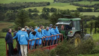 West Cork farm tours lead the way