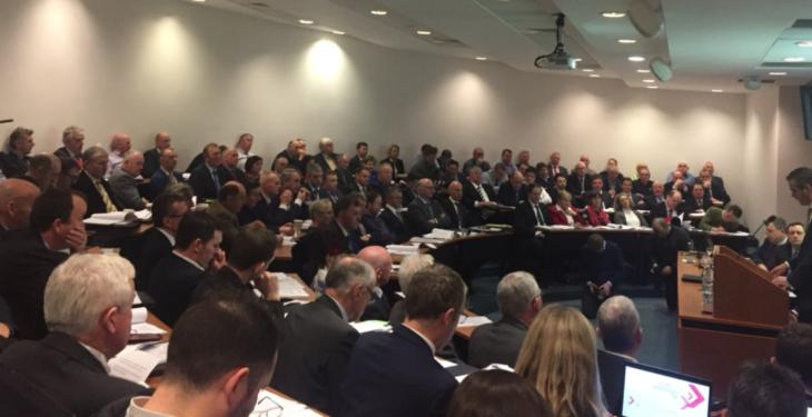 Cullinan elected IFA treasurer