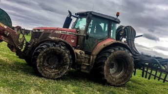 Slurry tanks reach capacity as prohibited spreading period draws to a close