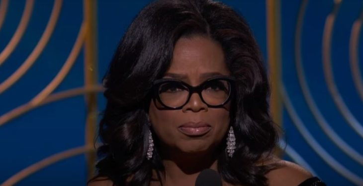 Farm workers mentioned in Oprah's stirring speech at the Golden Globes