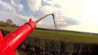 Severe penalties for spreading slurry with a rain gun