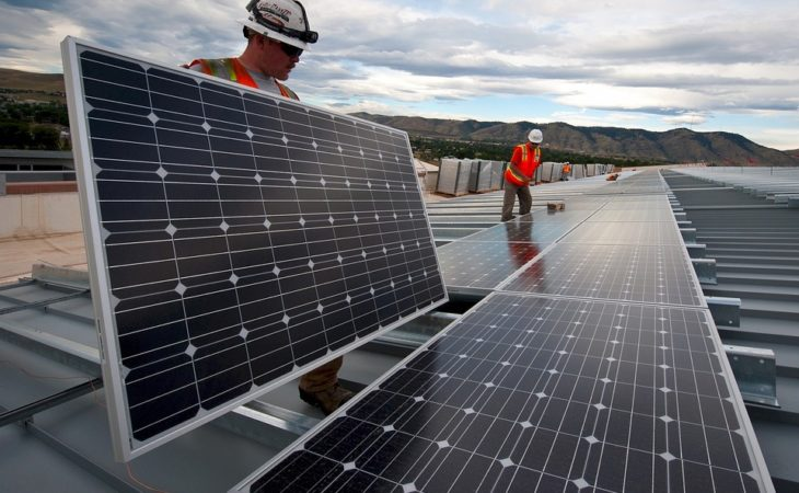 Farmers urged to apply for solar panel funding