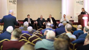 UFU suspends meetings 'for the safety of members and staff'