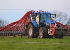 Umbilical slurry spreading: How much does it cost?
