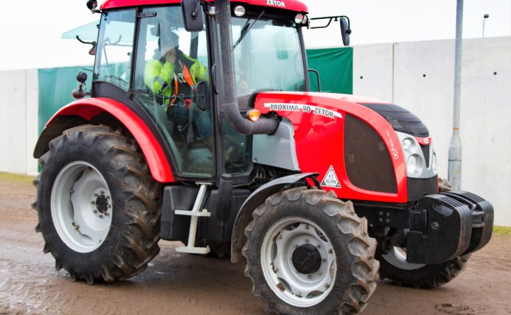 Auction report: 'Best of the rest' from February's monster tractor sale