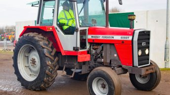 Auction report: 'Red' bargains from February's Cambridge tractor sale?