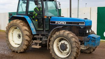 Auction report: 'Blue' bargains at February's Cambridge tractor sale?