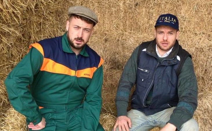 Video: Young farmers to host 'internet sensation' in the midlands