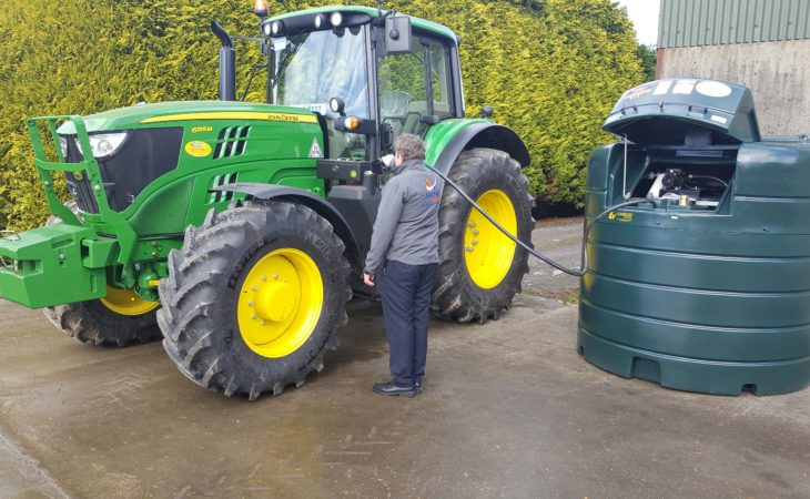 Bringing the forecourt to the farm with Carbery Plastics