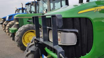 Pics: Tractors at the ready for second FTMTA auction