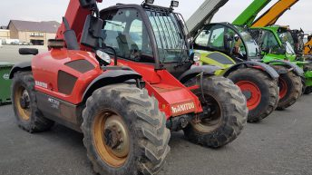 Auction report: Check out how these telehandlers fared 'under the hammer'