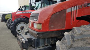 Auction report: Tractor prices from today's FTMTA Irish auction