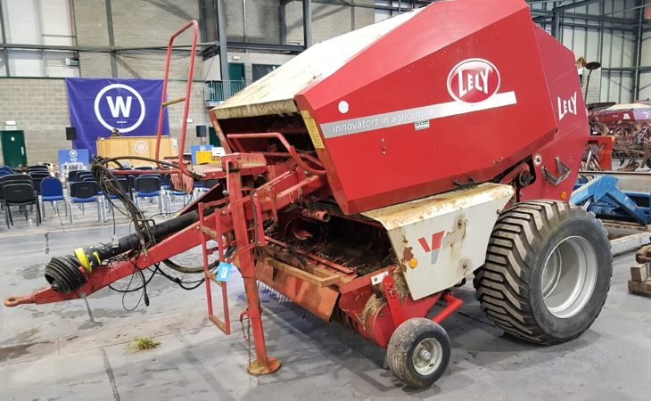 Auction report: See what silage machinery fetched at Punchestown