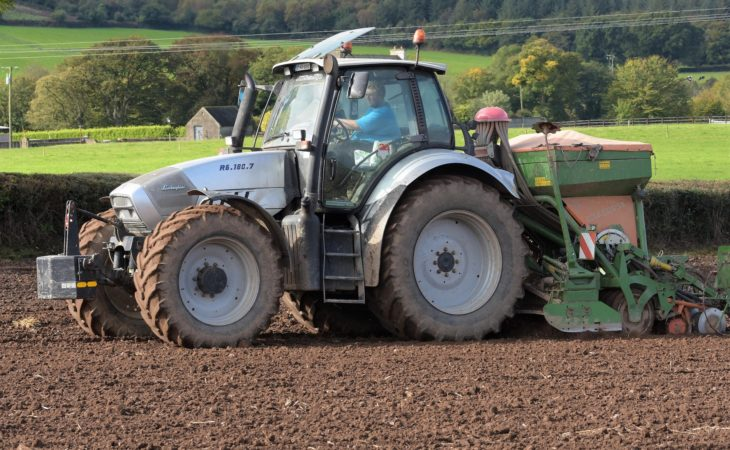 Second-hand tractor imports into Ireland up by nearly 30%?