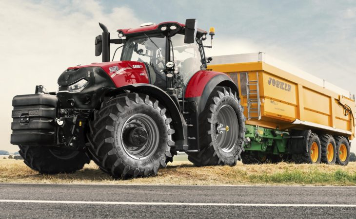 'Smaller' Optum joins Case IH family
