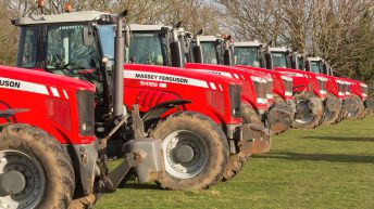 Auction report: Massive 'Massey' fleet goes under the hammer