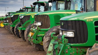 Auction report: 'Green' bargains at February's Cambridge tractor sale?