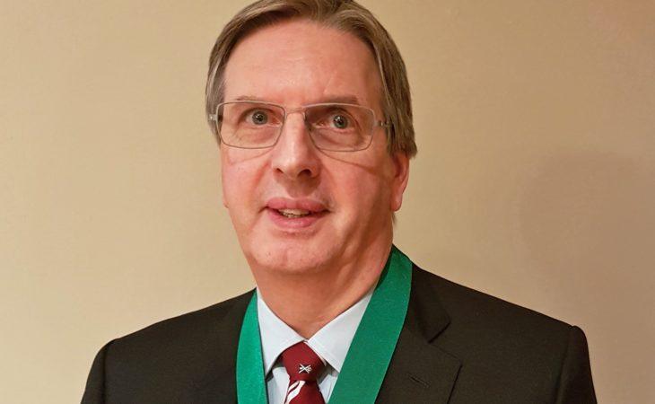 Co. Antrim mixed practice vet named new BVA NI president