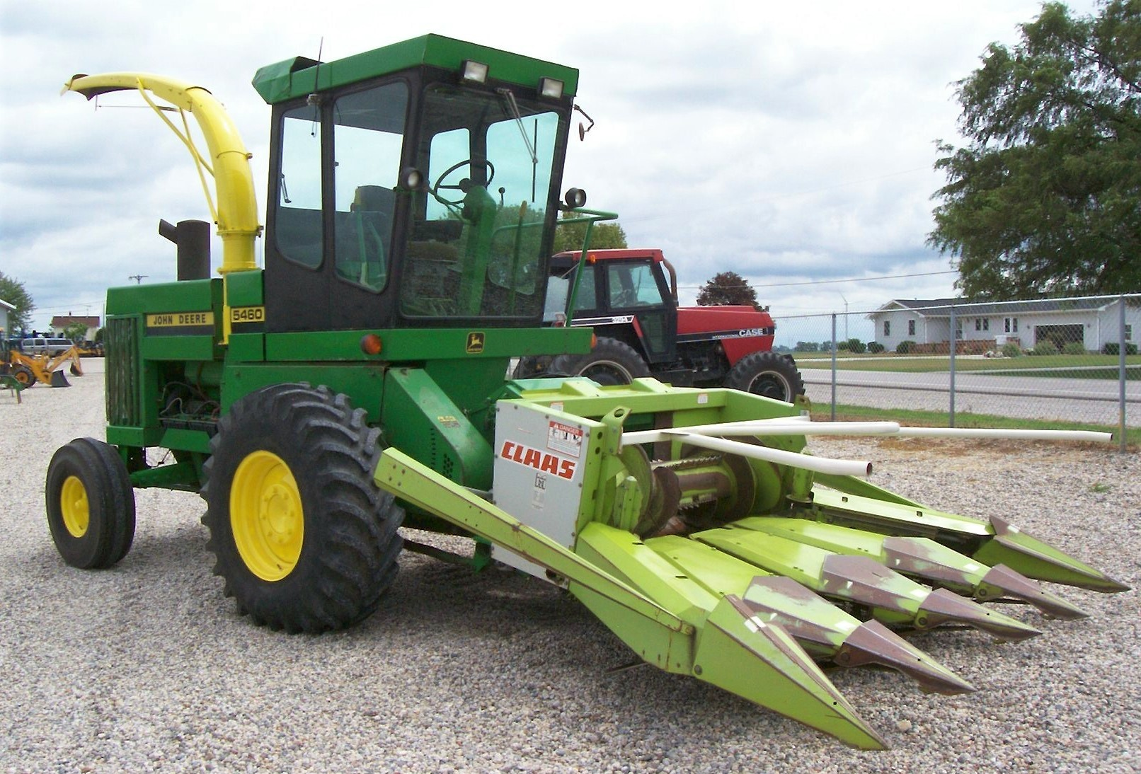 Nostalgia Where Did John Deere Self Propelled Foragers Come From Combine Box Fuse Image Source Greenfarmmobi