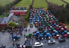 Video: 120 tractors turn out to raise funds for Cystic Fibrosis Ireland