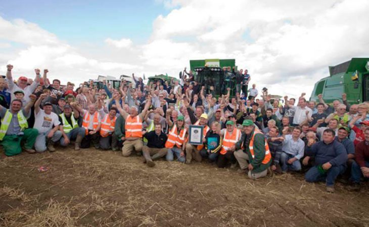 Combines 4 Charity: Inspired by Australian farmers; embraced by the Irish tillage sector