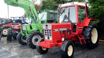 Trade focus: '50kph tractors should be illegal'