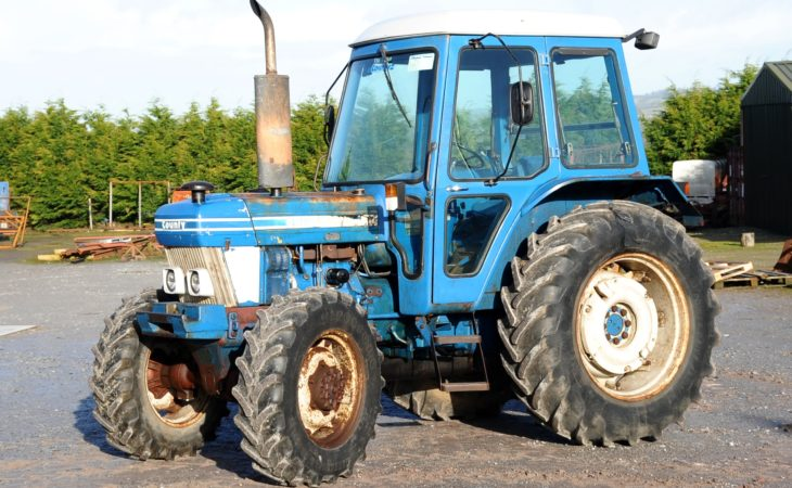 Classic corner: Rare 6610 conversion is a 'work-a-day' Waterford classic