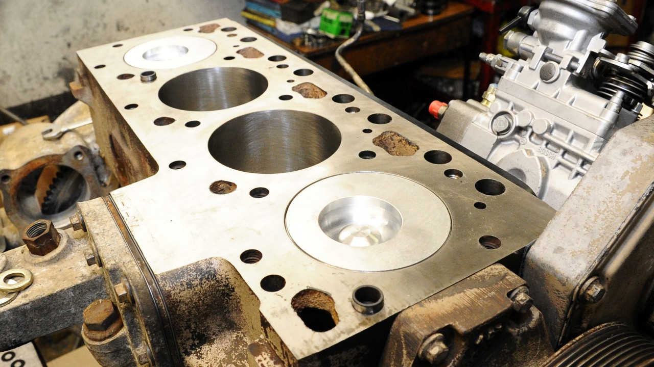 Trade focus: 'Lifting the lid' on what an engine specialist does
