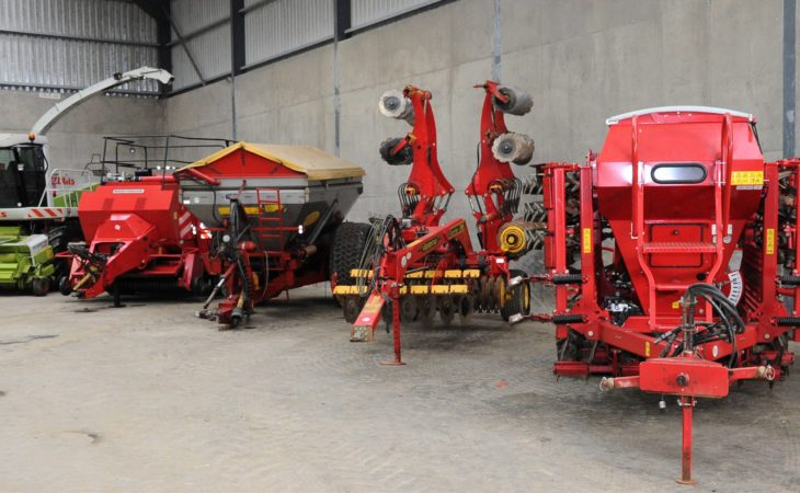 Auction report: 'Best of the rest' from Irish contracting fleet sale