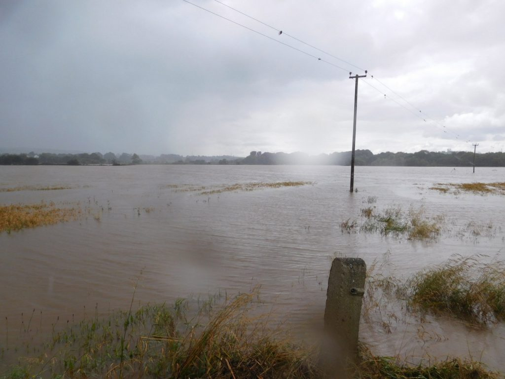 Flooding in the North West, Floods,