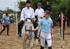 Galway farmer develops €1 million regional equestrian indoor facility