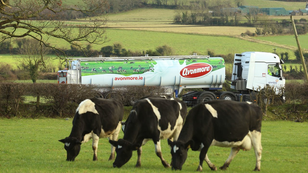 Glanbia lifts milk price for March supplies
