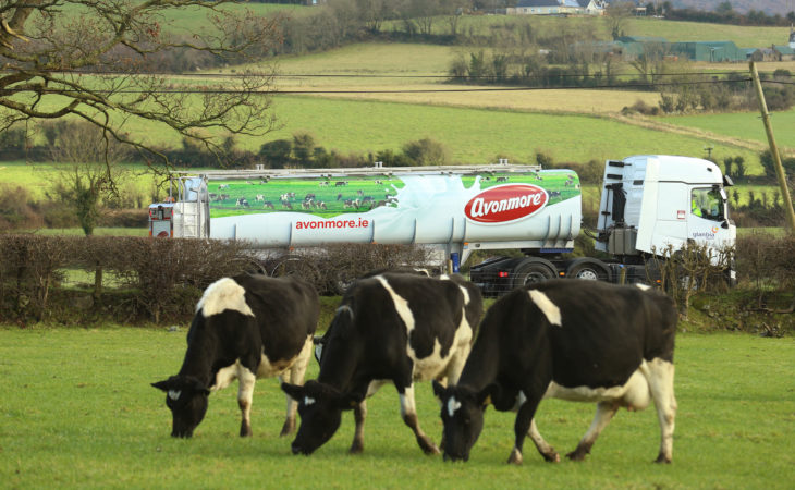 Glanbia announces milk price for June supplies