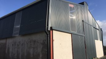 Buildings focus: Inside a €80,000 calf shed in Co. Monaghan