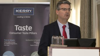 Steady revenue increase reported by Kerry Group