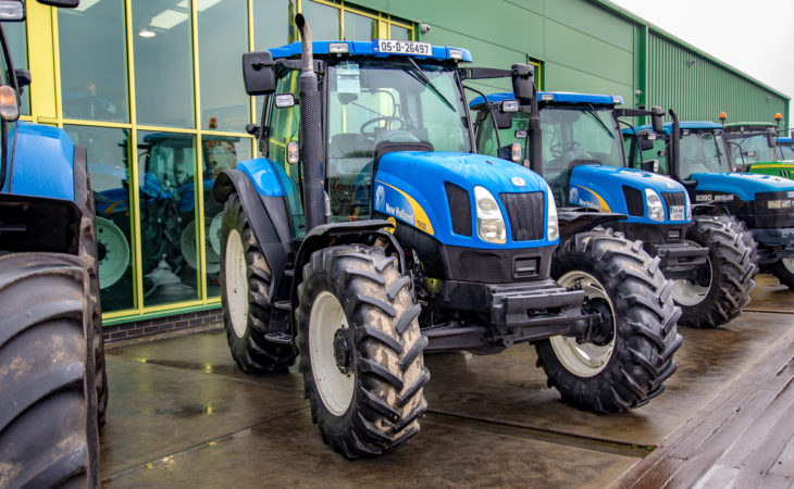 Buyer's guide: What you should look out for in a used New Holland TS-A