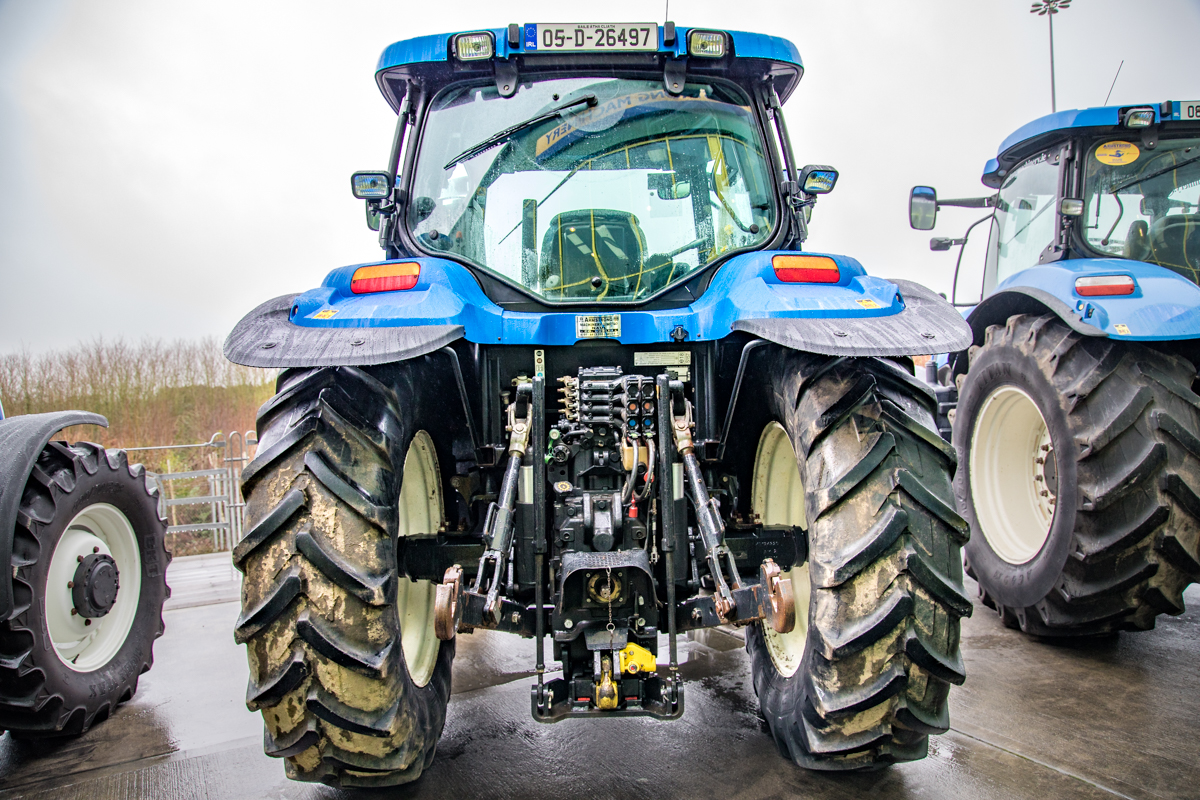 Buyer's guide: What you should look out for in a used New Holland TS