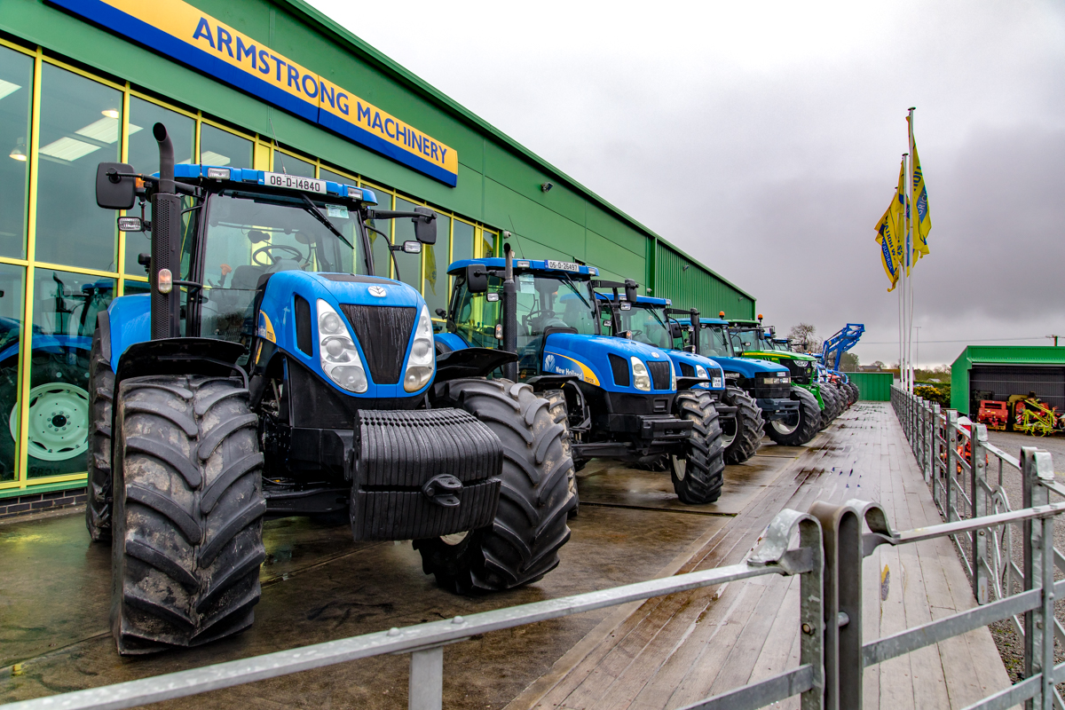 Buyer's guide: What you should look out for in a used New Holland TS on