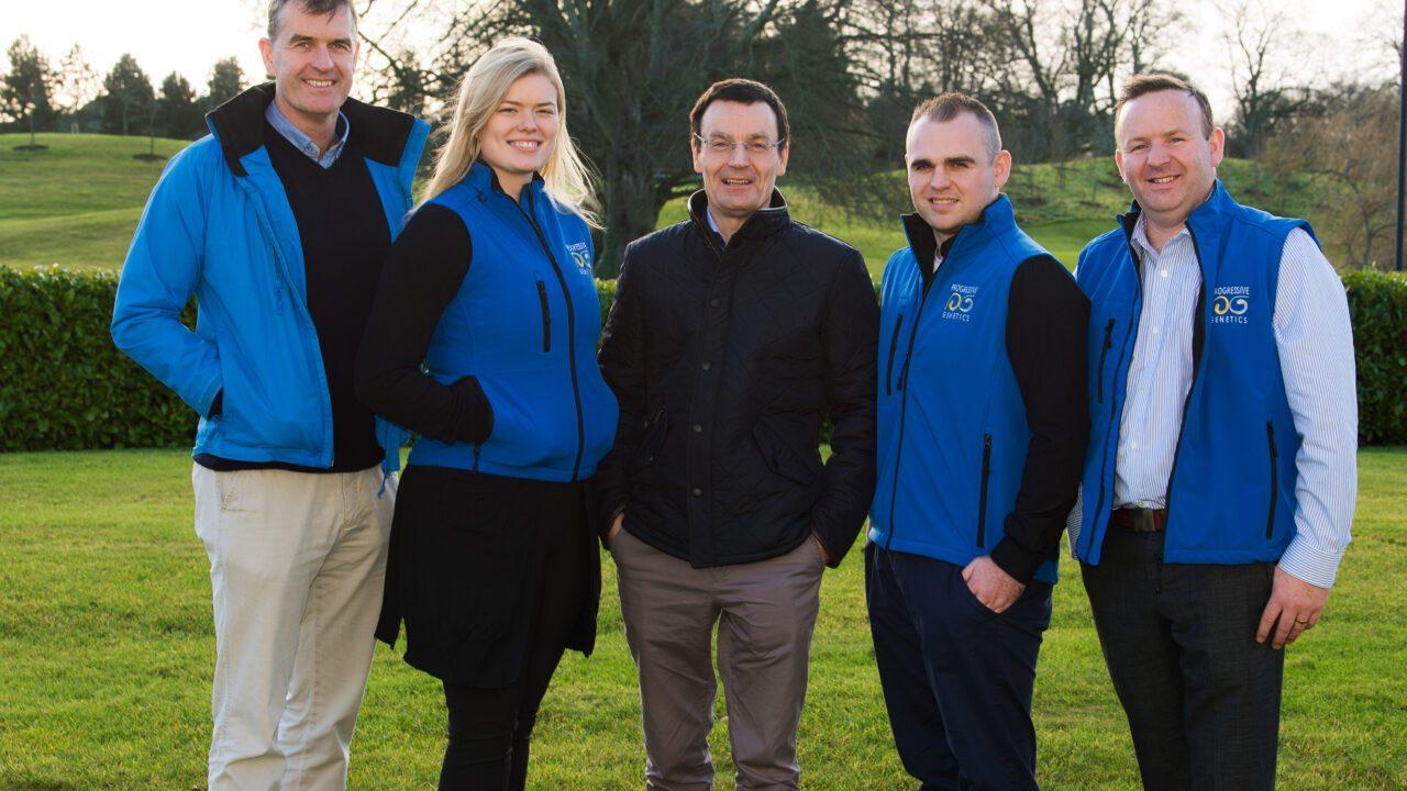 Progressive Genetics appoints new team members