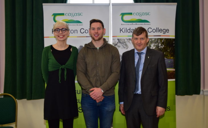 New pilot Student Assistance Programme launched by Teagasc