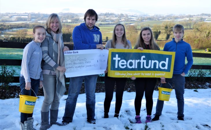 Tractor Run in Memory of Alistair Sloss raises more than £7,000 for Charity