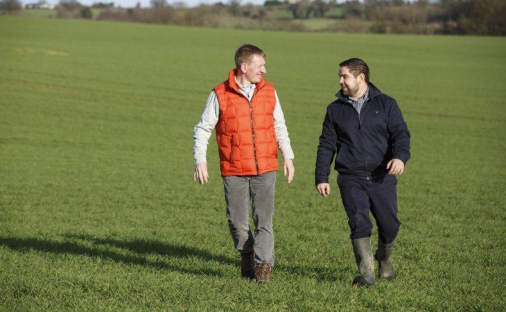 Cork farmer 'lands' university IPM award
