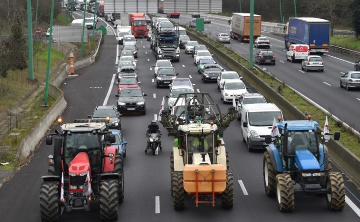 Independent Farmers to 'take on Dublin with tractor protest'