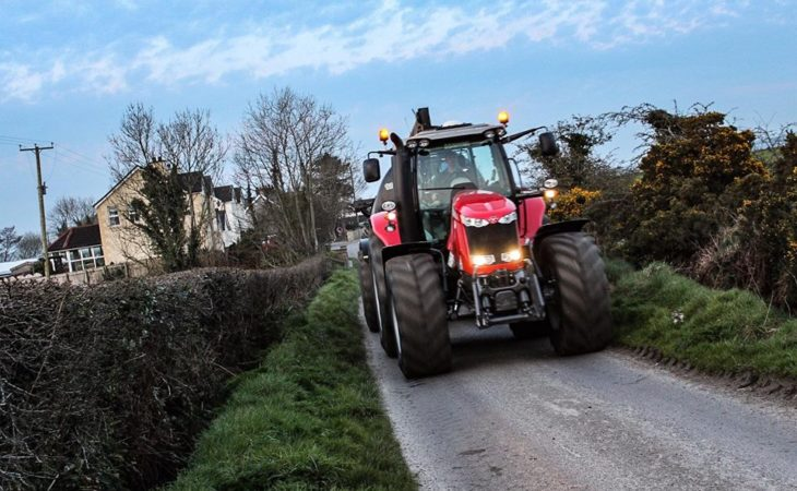 Does a tractor driver with a learner permit need to be accompanied?