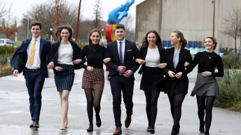 Pics: UCD agri careers day in full swing in Belfield